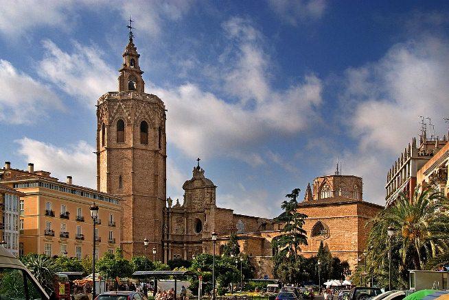 Cathedral-Valencia