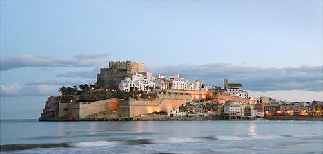 castillo peñiscola