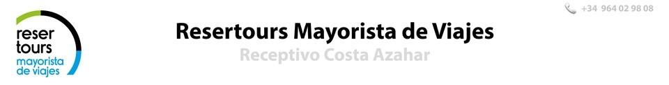 Resertours Mayorista de Viajes